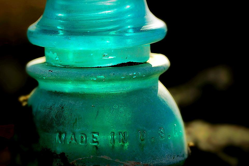 Glass Electrical Insulator - Free photo on Pixabay