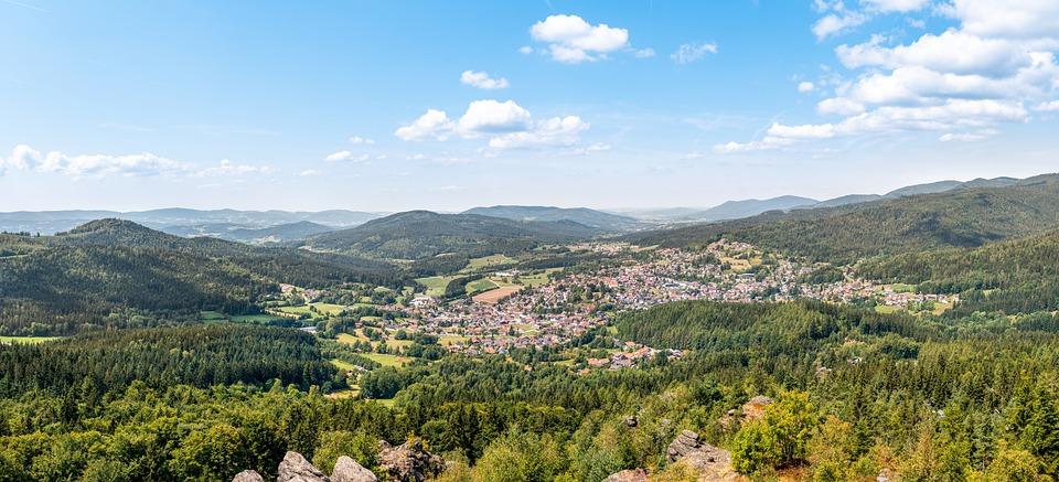 Bodenmais Stadt Bayerischer Wald Kostenloses Foto Auf Pixabay