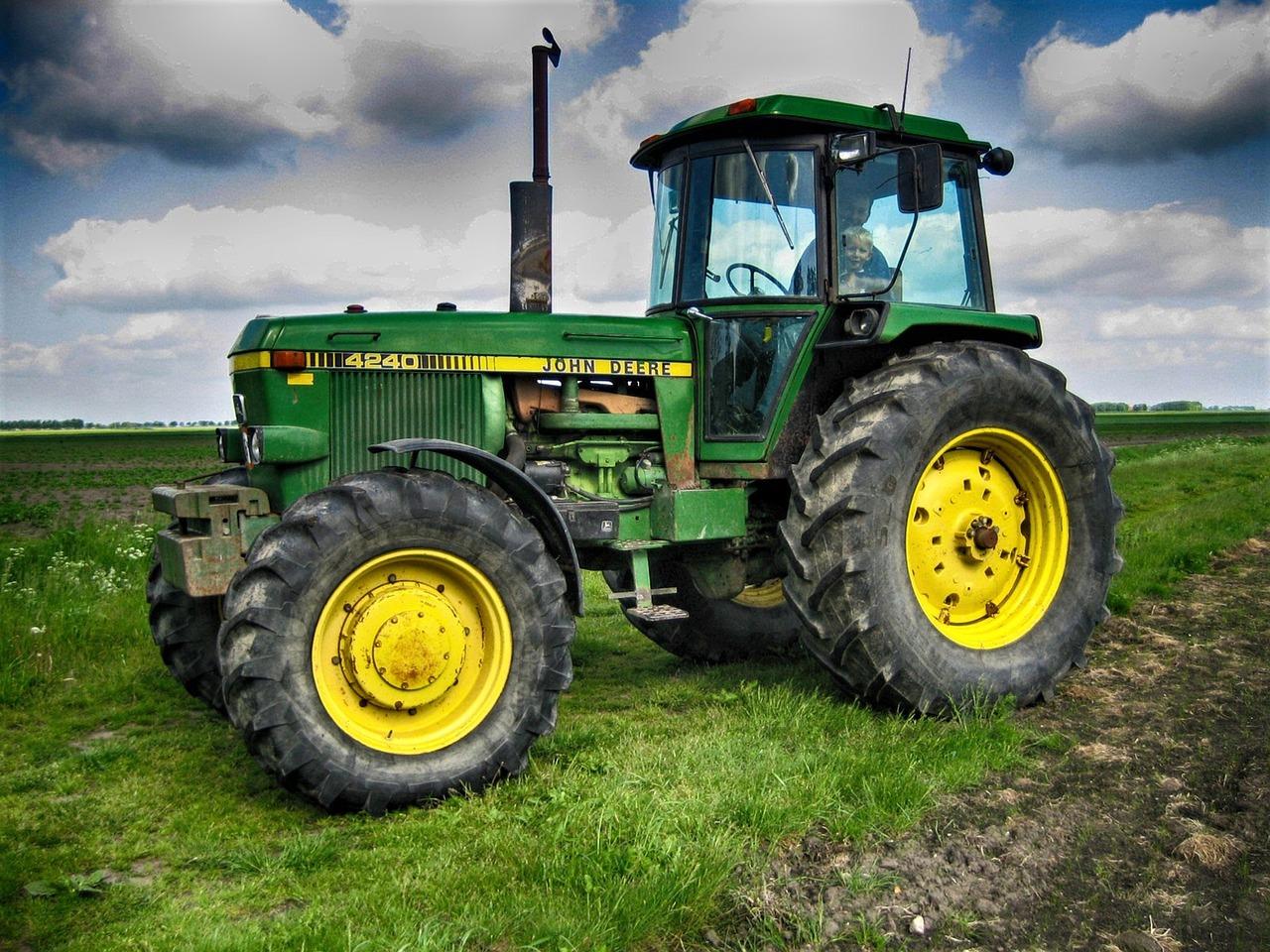ученые всего фото трактора джон дир несколько раз