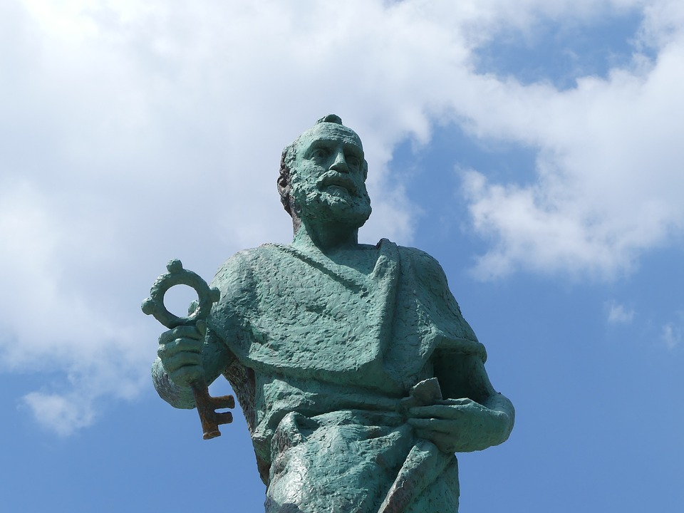 Der Heilige Petrus, Glauben, Religion, Christentum
