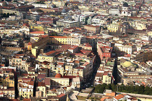 Quartieri Spagnoli, Napoli, Italia