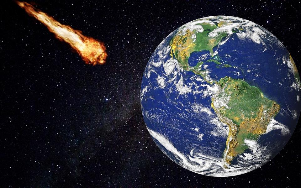 El Asteroide Cometa - Foto gratis en Pixabay