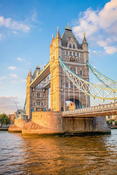 london tower bridge landmark free photo on pixabay