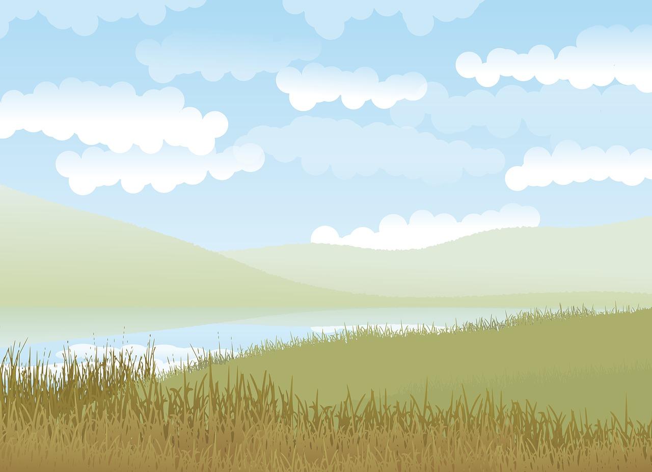 Мультяшные картинки холмов