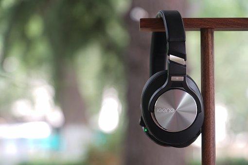 K5, Bluetooth Headset, Headphones