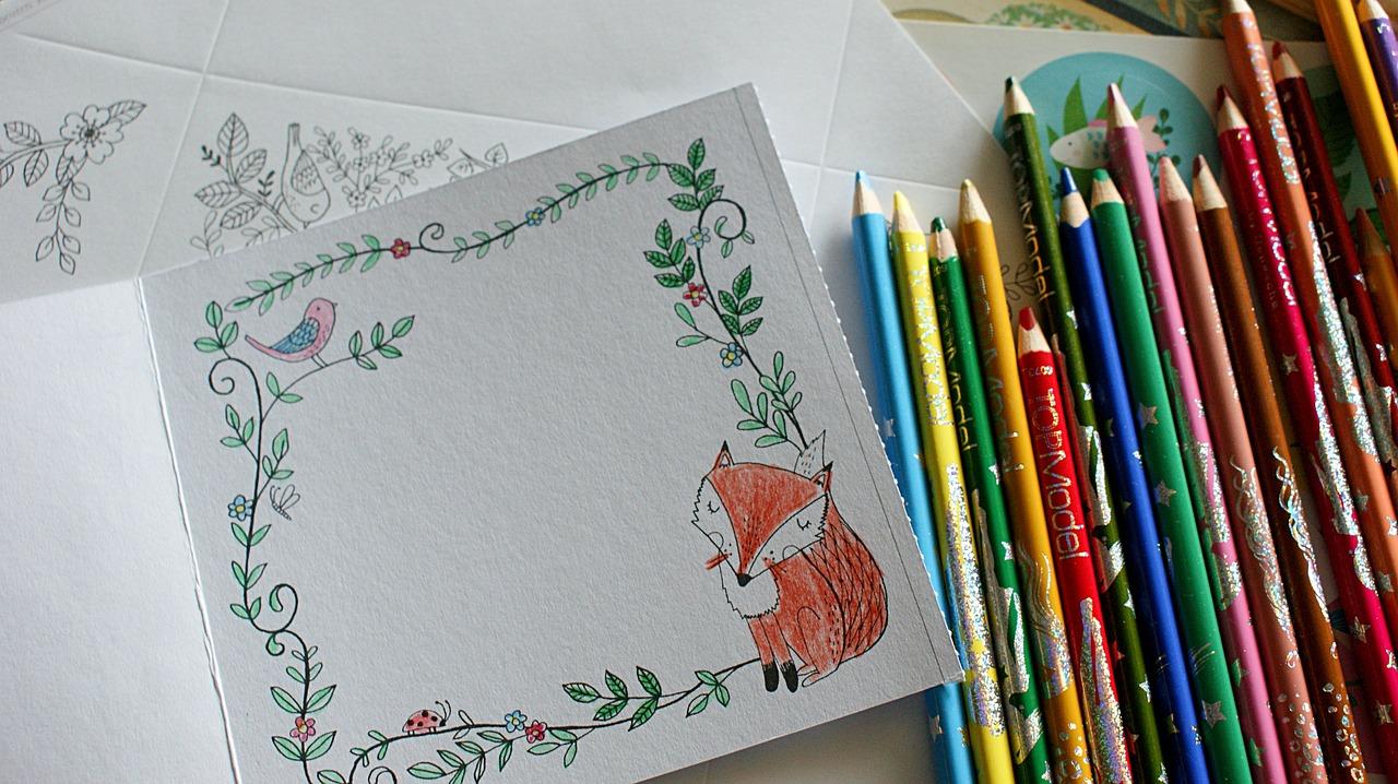 Wonderlijk Knutselen Tekenen Kleurpotloden - Gratis foto op Pixabay GJ-53