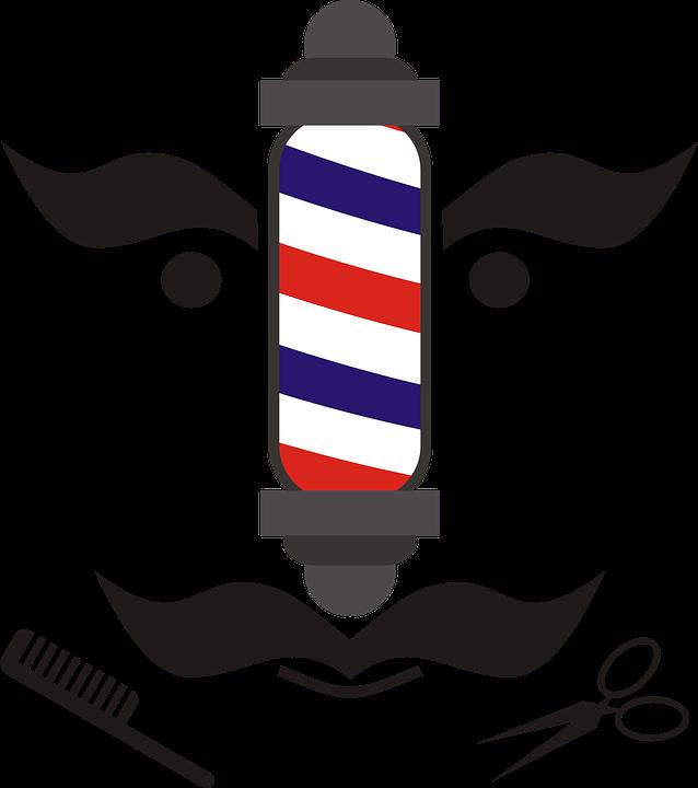 00184a16aa244 Barbero Bigote Tijeras - Gráficos vectoriales gratis en Pixabay