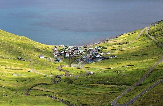 Funningur, Bygd, Færøsk Bygd, Eysturoy