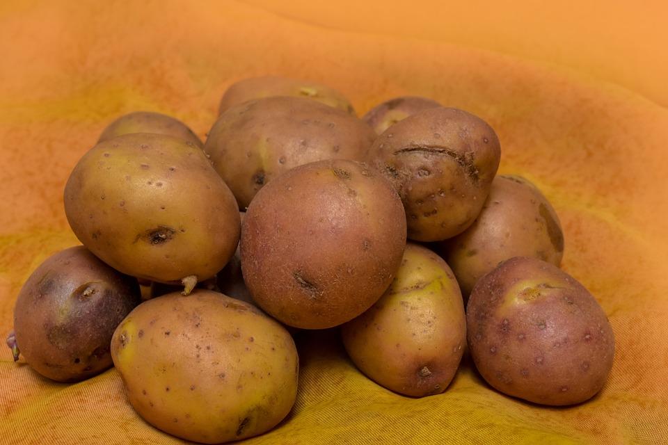 Potatos, Food, Nutrition, Vegetables