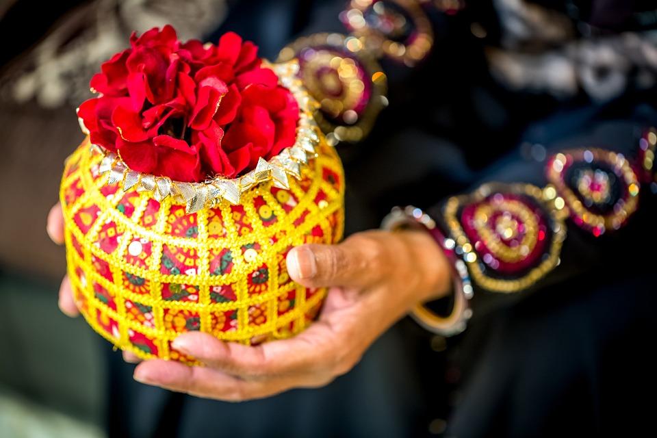 Indyjskie Wesele Prezent Darmowe Zdjęcie Na Pixabay