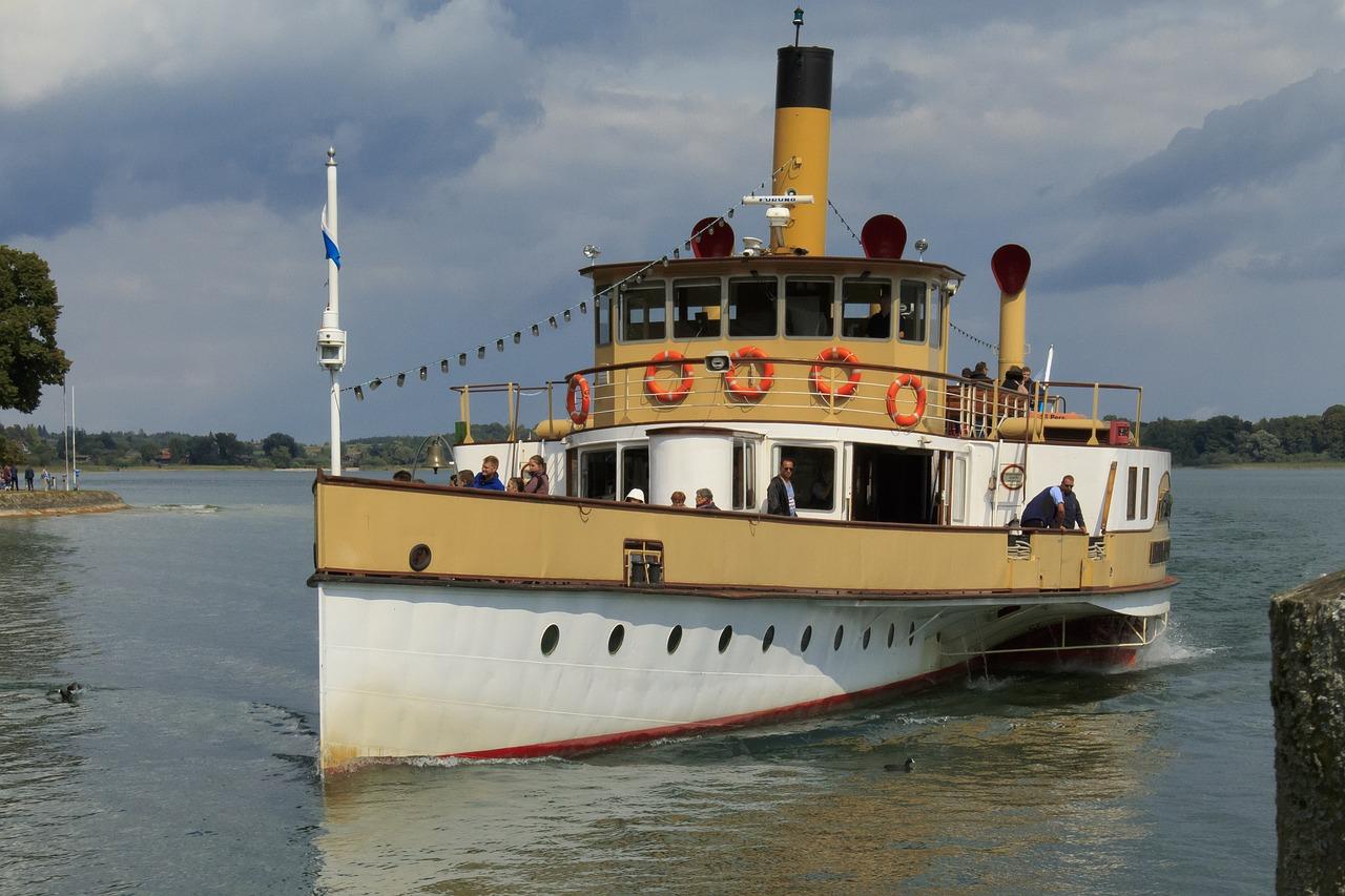 Картинки о пароходах