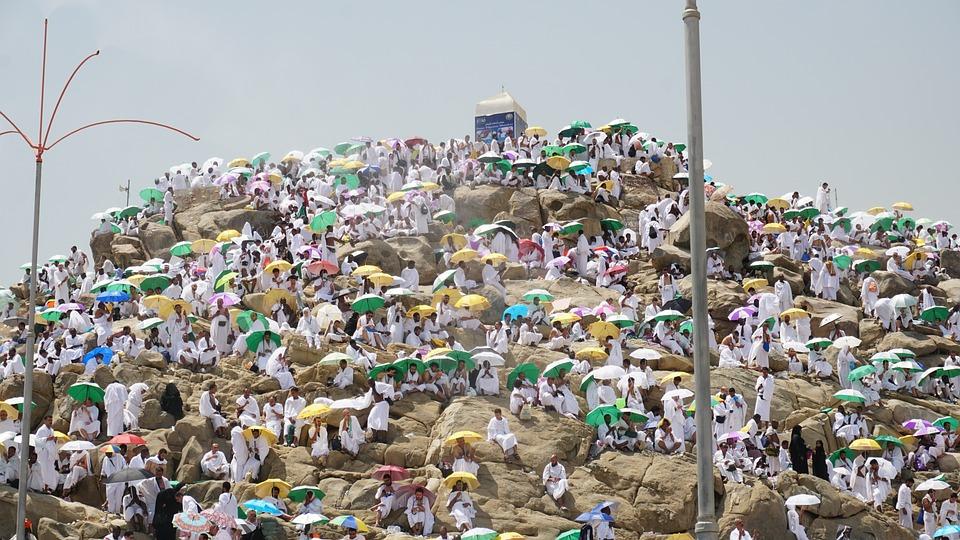 Alemlerin Kalbi Bugün Arafat-Orhan Afacan