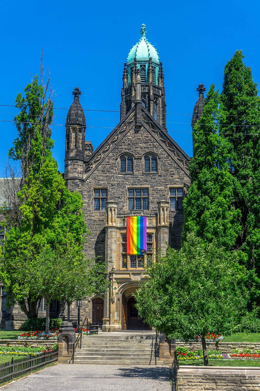 Churches for gays