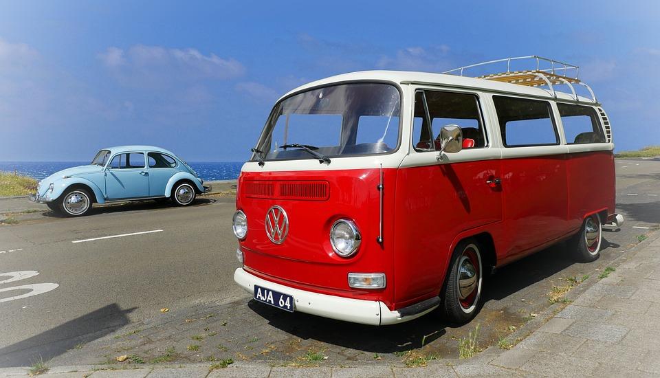 Vw Volkswagen Volkswagenbus - Free photo on Pixabay