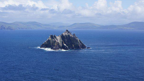 Ireland, Little Skellig, A View Of The