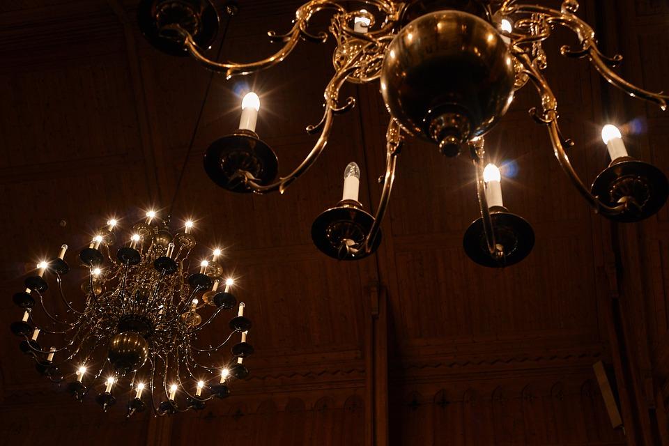 Kronleuchter Dekoration ~ Kronleuchter lampe licht · kostenloses foto auf pixabay