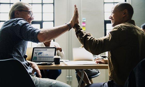 達成, 契約, 腕, ビジネス, コラボレーション, 同僚, 通信, 接続