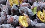 śliwki, owoców, owoce