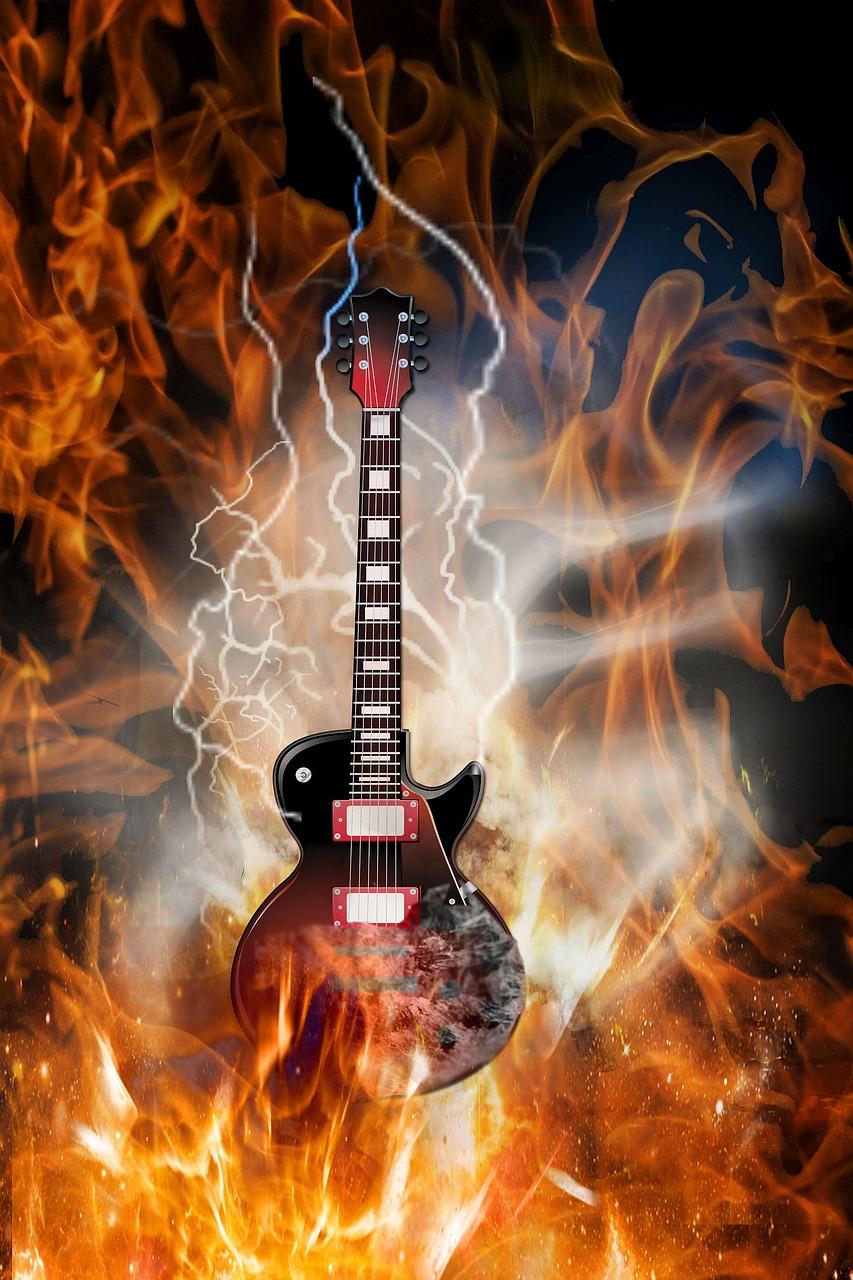 Картинки рока музыки