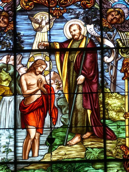 Fenster Kirchenfenster Jesus Kostenloses Foto Auf Pixabay