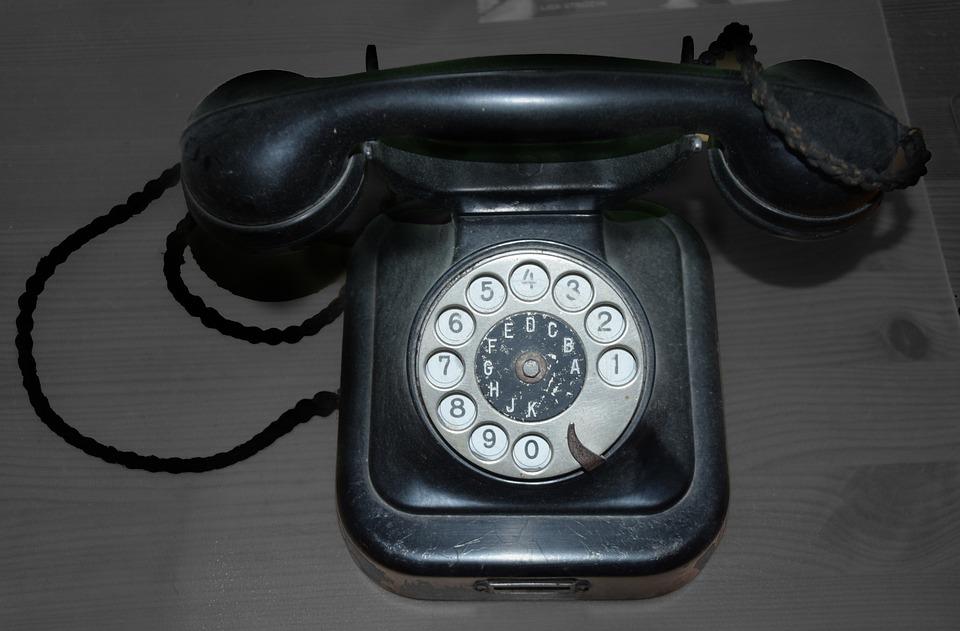 Phone Dial Old Telephone - Free photo on Pixabay