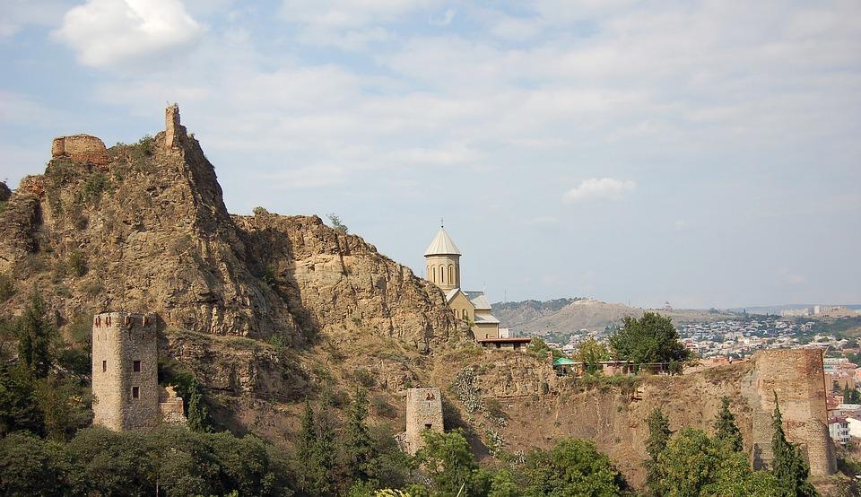 Pháo đài Narikala