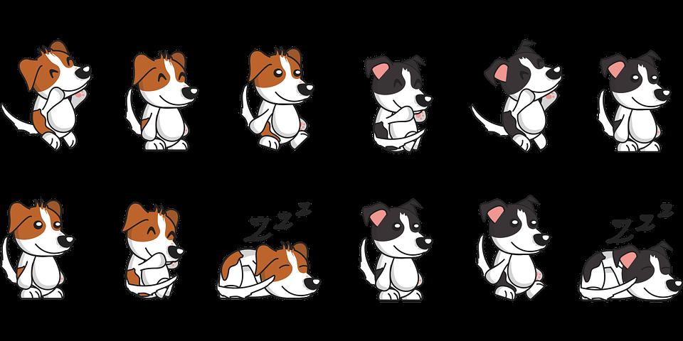 Hunde Bilder Comic