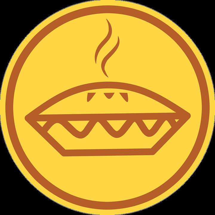 Apfelkuchen Kuchen Icon Kostenlose Vektorgrafik Auf Pixabay