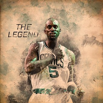 Kevingarnett, Garnett, Boston