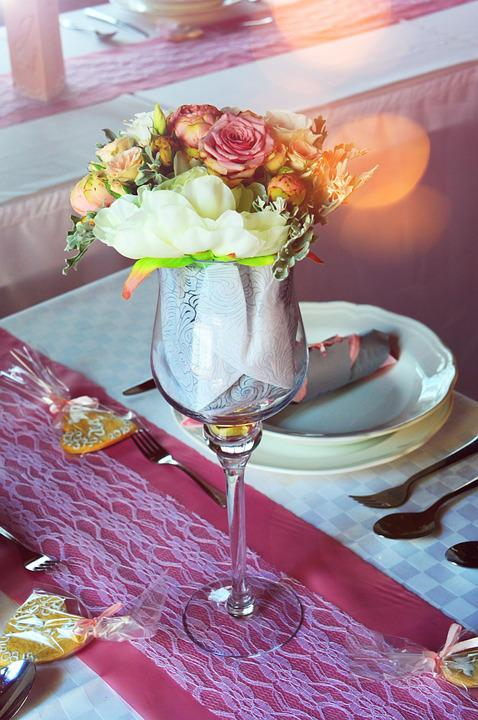 Wedding, Centerpieces, Floral, Love, Celebration, Event