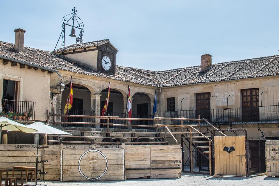 Turismo, Rural, Paisaje, Pedraza