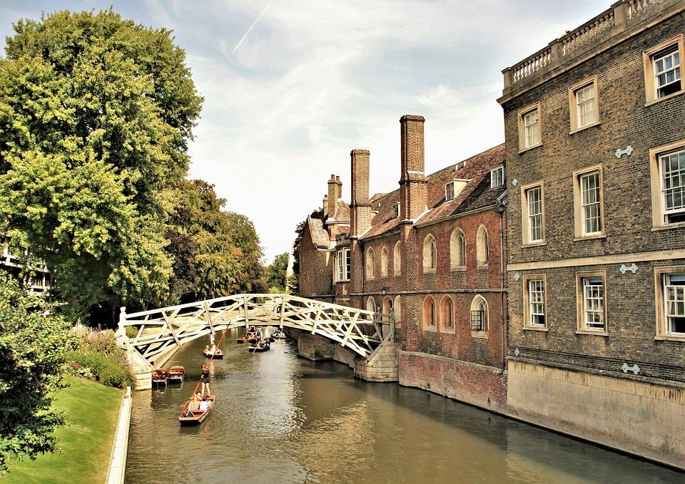 Imagine studying at the University of Cambridge!