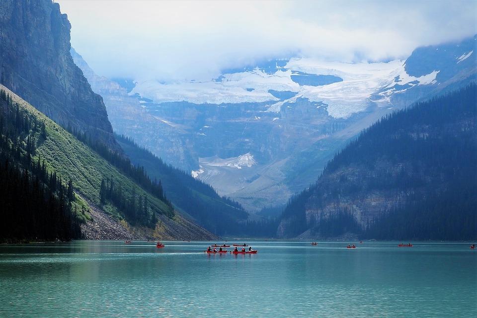 Resultado de imagen de Lago Louise