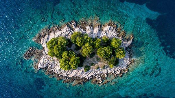 Νησί, Θάλασσα, Κροατία, Καλοκαίρι