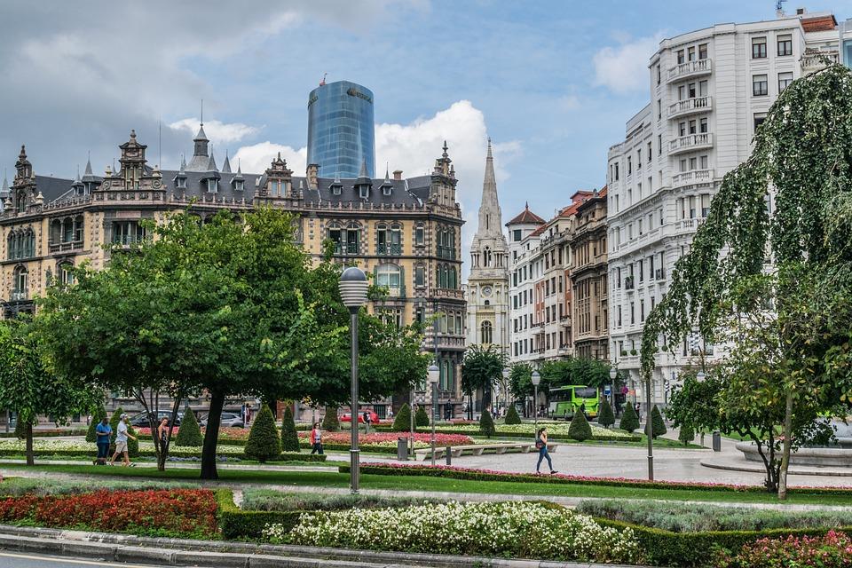Bilbao, Euskadi, Turystyka, Holiday, City