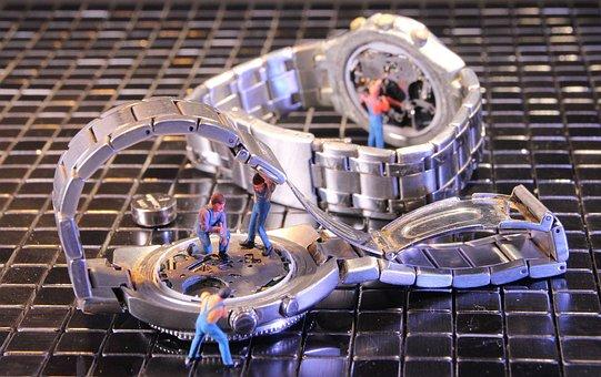 Wrist Watch, Watchmaker