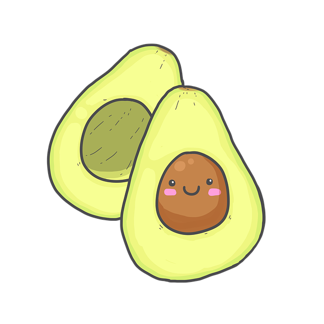 Avocado Green Food Free Image On Pixabay