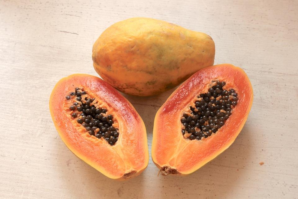 La Papaya, Fruta, Verano, Jugosa, Nutrición, Postre