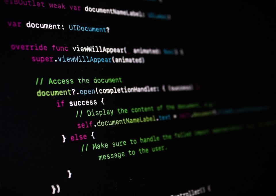 Programming Code Editor - Free photo on Pixabay