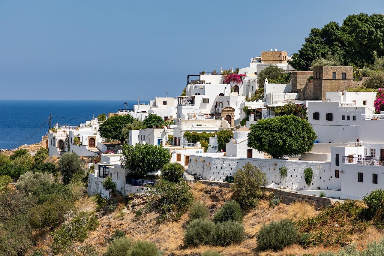 фотографии города родос греция рецепт
