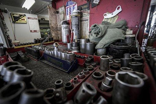 Toolbox, Tools, Repair, Equipment