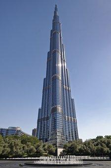 U A E, Dubai, Burj Khalifa, Architecture