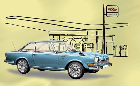 ガラス3000, クーペ, V8, 孤立しました, 自動, 自動車, 高級車