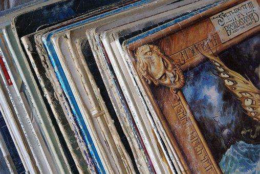 Cover, Album, Dischi Vinile, Musica