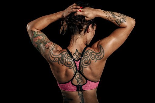 20+ Free Women Muscle & Fitness Photos - Pixabay