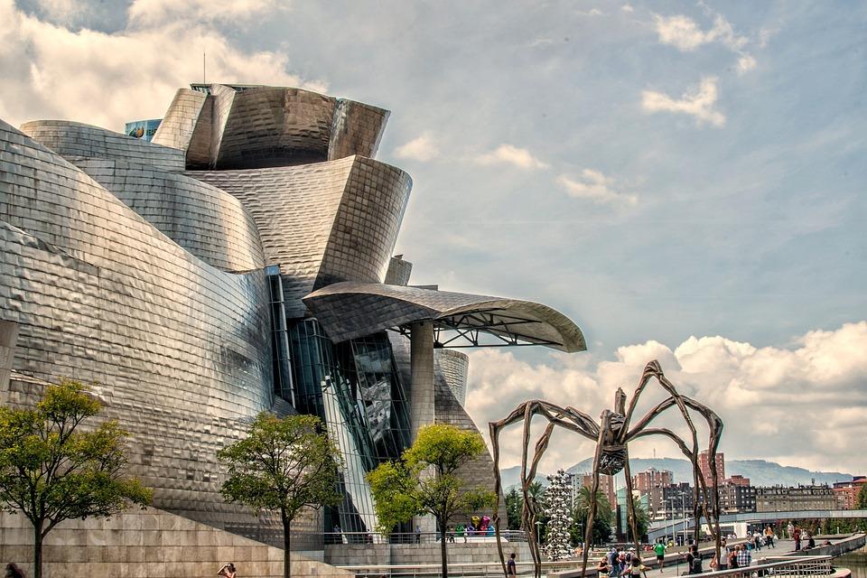 Guggenheim, Museos, Bilbao, Modernismo