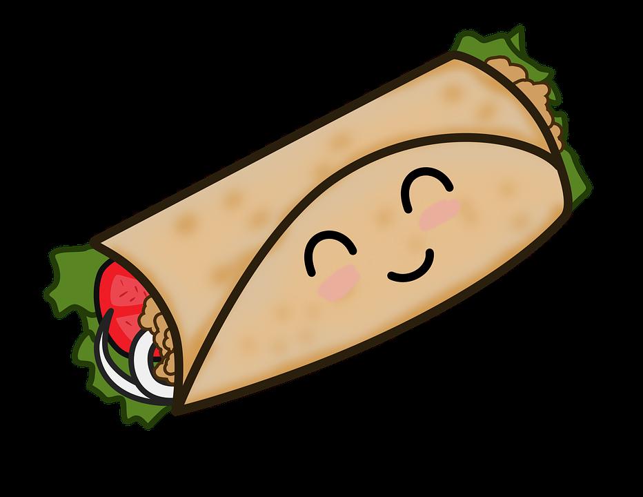 Taco Comida Mexicana Kawaii Imagens Grátis No Pixabay