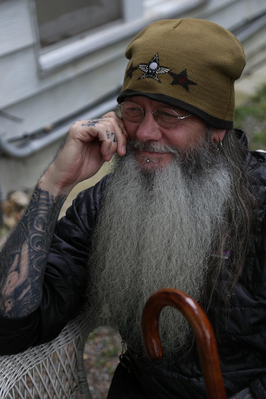 любовная крупные фото бородатых стариков вашему вниманию список