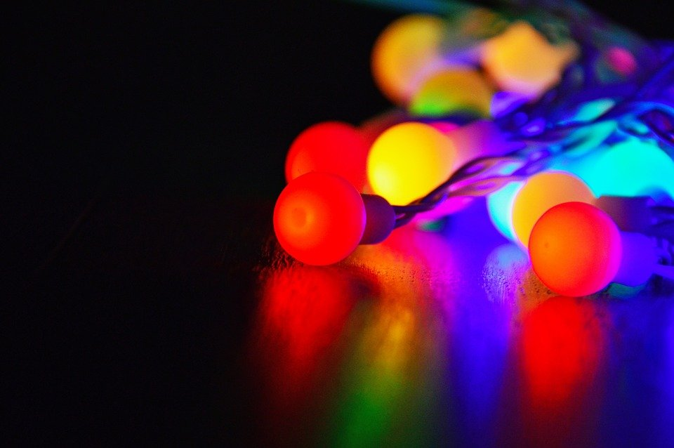 color light bulbs light bulb light glow christmas