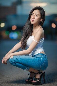 seksikäs Aasian suku puoli kuvia